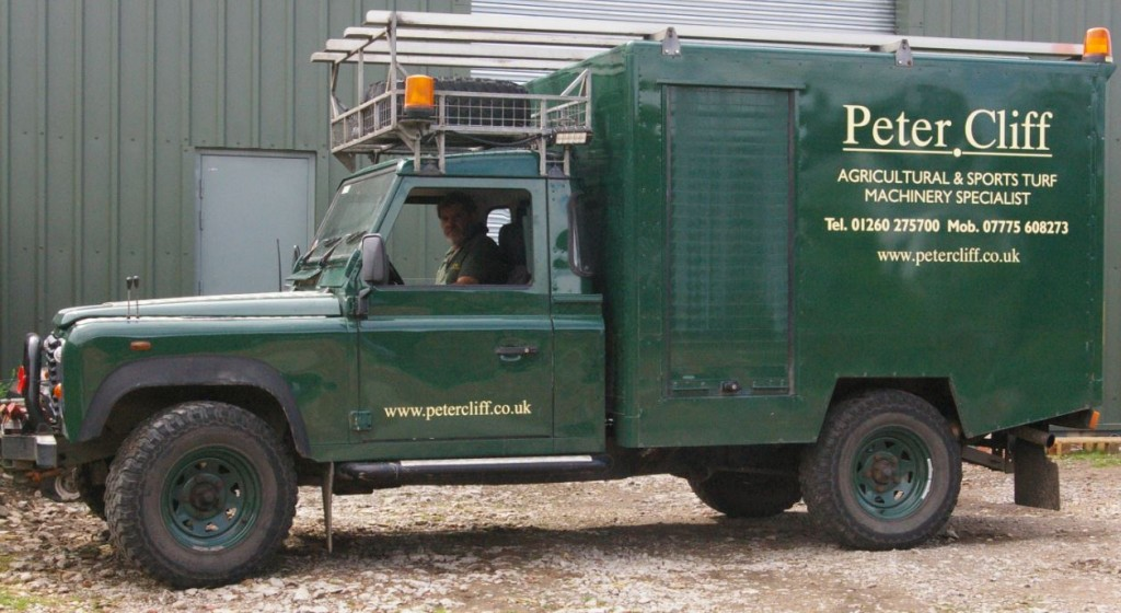 Peter Cliff Mobile Breakdown Unit