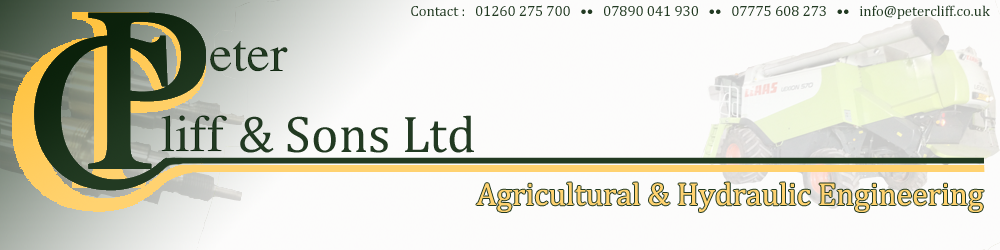 Peter Cliff & Sons Ltd